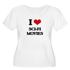 sci-fi movies Plus Size T-Shirt
