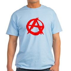 Anarchy-Red Light T-Shirt