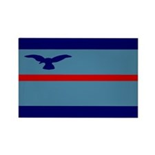 RAF Squadron Leader<BR> Rectangle Magnet 2