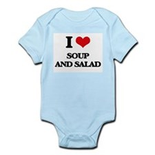 soup and salad Body Suit