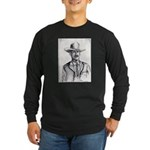 Lawman Long Sleeve Dark T-Shirt