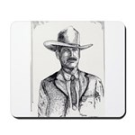 Lawman Mousepad