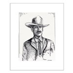Lawman Small Poster