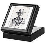 Lawman Keepsake Box