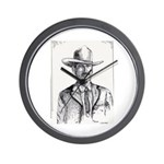 Lawman Wall Clock
