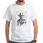 Lawman White T-Shirt