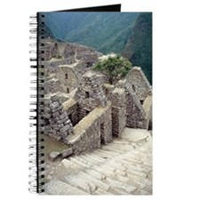 Machu Picchu Journal (blank book)