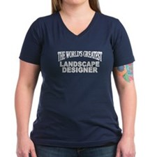 """The World's Greatest Landscape Designer"" Shirt"