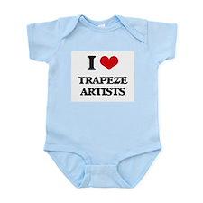 trapeze artists Body Suit