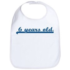 6 years old (sport-blue) Bib