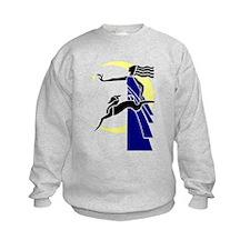 Diana or Artemis, Goddess of the M Sweatshirt