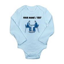 Custom Business Lunch Meeting Body Suit
