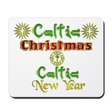 Celtic Greetings.:-) Mousepad