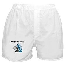 Custom Architect Boxer Shorts