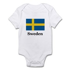 Swedish Heritage Sweden Infant Bodysuit