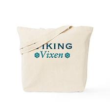 Viking Vixen Tote Bag