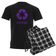 Karma Recycle What Goes Around Pajamas