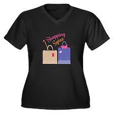 Shopping Spree Plus Size T-Shirt