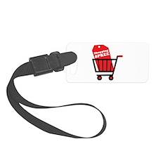 Shopping Spree Luggage Tag