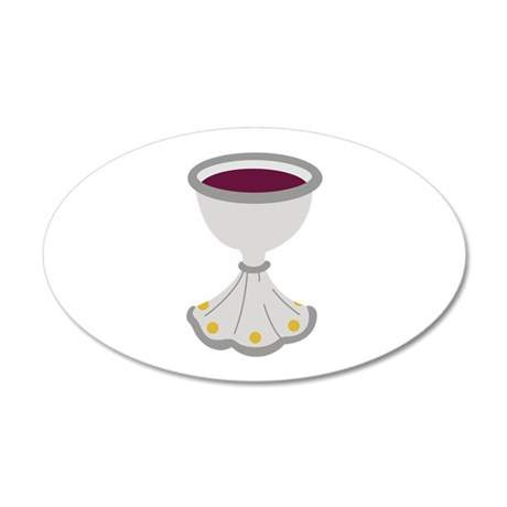 WINE CHALICE Wall Decal
