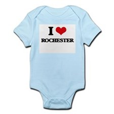 I love Rochester Body Suit