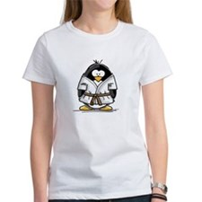 Martial Arts brown belt pengu Tee