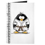 Martial Arts brown belt pengu Journal