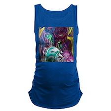 Cool Tye dye Maternity Tank Top