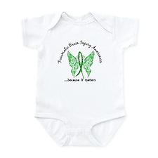TBI Butterfly 6.1 Infant Bodysuit