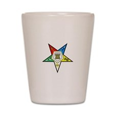 ORDER OF THE EASTERN STAR Shot Glass