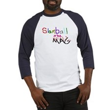SlamBall: The Mag Baseball Jersey