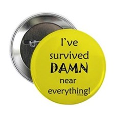 I've Survived Button