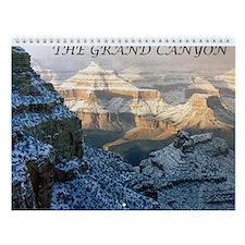 Grand Canyon Wall Calendar