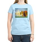 Regatta / Red Doberman Women's Light T-Shirt