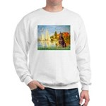 Regatta / Red Doberman Sweatshirt