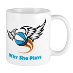 Why She Plays Mug