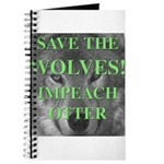 Help Idaho Wolves Journal