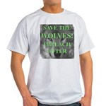 Help Idaho Wolves Light T-Shirt