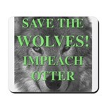 Help Idaho Wolves Mousepad