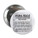 """A cause that can be changed"" Button (100 pack)"