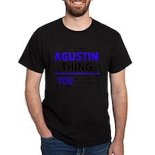 Cute Agustin T-Shirt