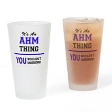 Unique Ahmed Drinking Glass