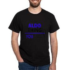 Unique Aldo T-Shirt