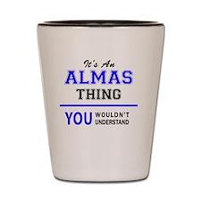 Cute Alma Shot Glass