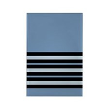 RAF Wing Commander<BR> Rectangle Magnet
