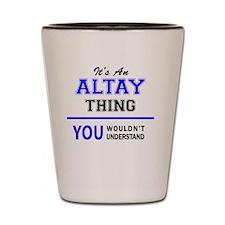 Unique Altai Shot Glass