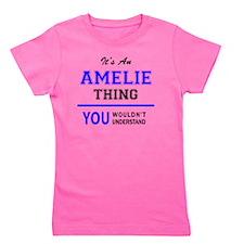 Cute Amelie Girl's Tee