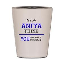 Unique Aniya Shot Glass
