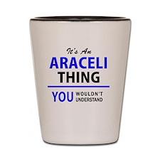 Unique Aracely Shot Glass