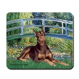 Bridge / Doberman Mousepad